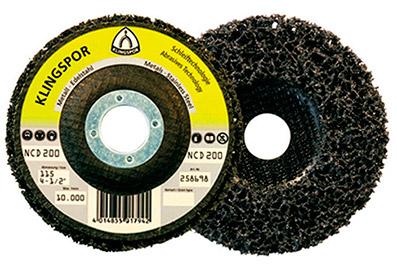 Зачистные круги (диски) по металлу, бетону, камню